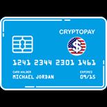 cryptopay usd logo
