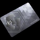 monaco space gray card logo