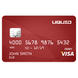uquid eur card logo