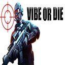 vibe or die logo
